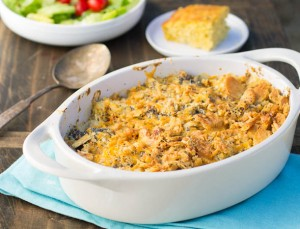 Dru's Poppyseed Chicken Casserole