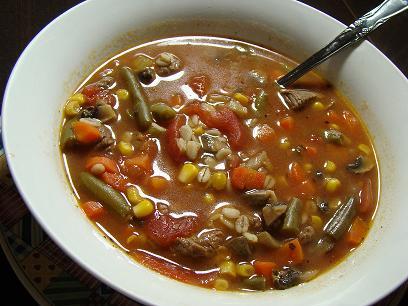 Griff's Kitchen » Soup