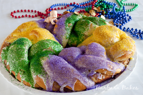 King Cake - Ryan Griffin