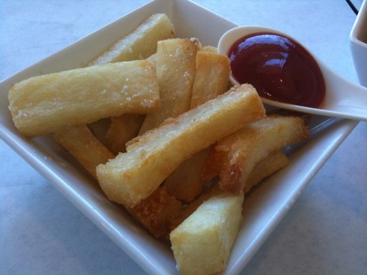 Thick-cut French Fries
